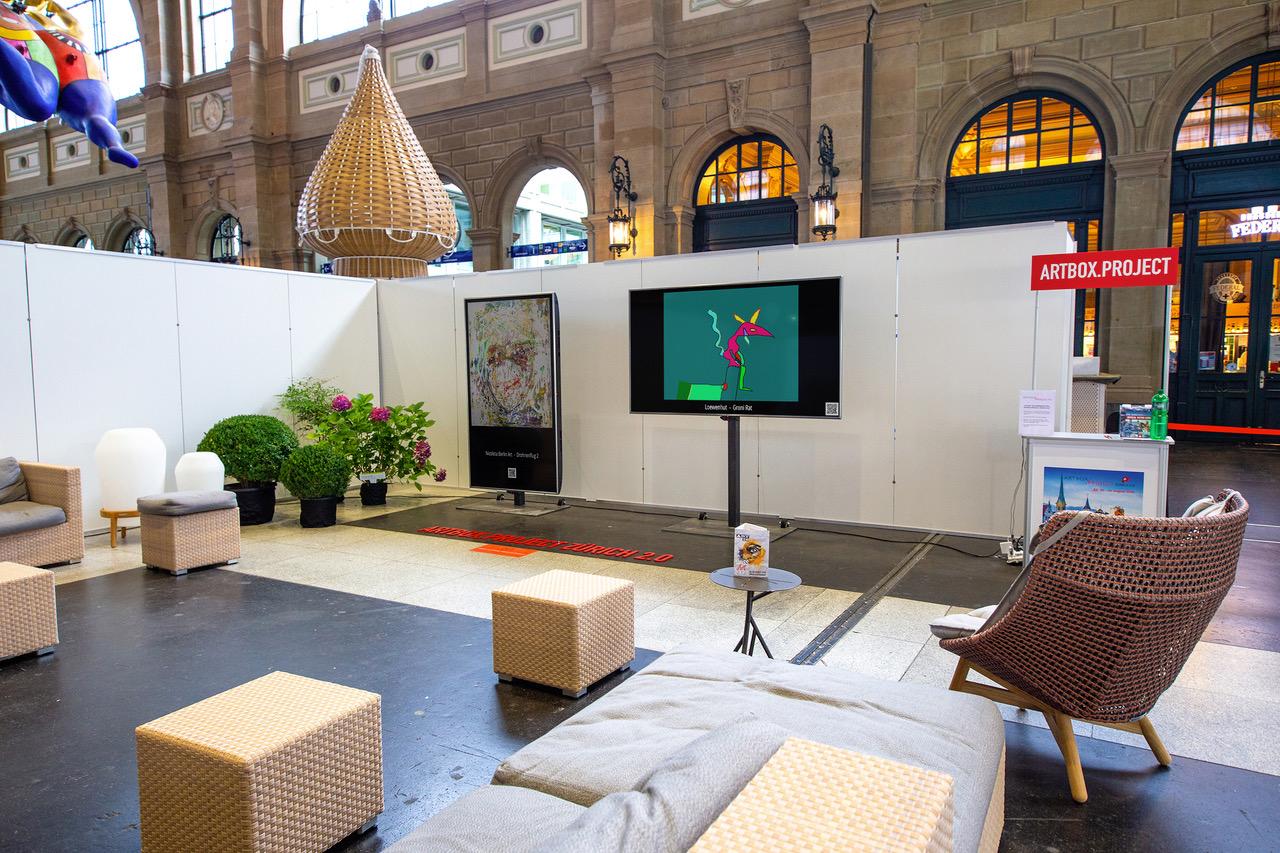 Exibition Zürich