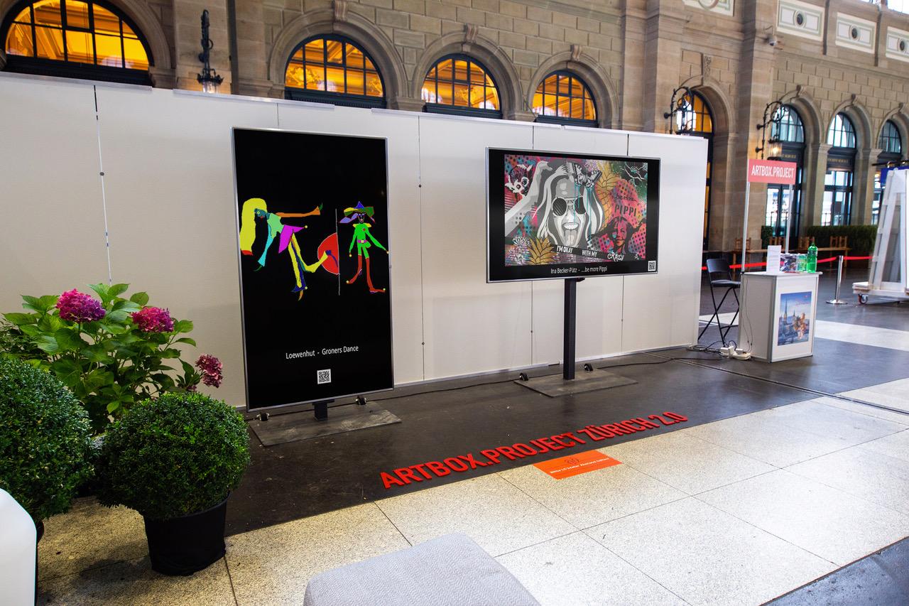 Exhibition Zürich